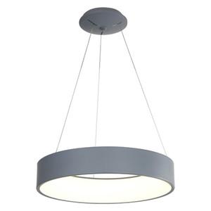 Acryl Annulus Luces colgantes para el comedor AC 90-260V Lamparas Led Lámpara Loft Estilo Lustre Pendente Luminaria Suspendu Hanglamp