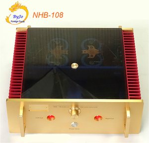 NHB-108 Amplificatore di potenza 140W * 2 8ohm OFC Trasformatore in rame purissimo Super Best Sound After-stage power amplifier