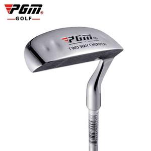 Venta al por mayor Clubes de golf Unisex Cabeza de acero inoxidable Golf Doble cara Club astillador Hombres Deporte al aire libre Golfs Club Putter Ejercicio de juego
