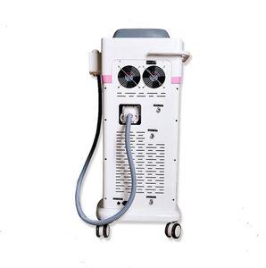 Hochwertiges Semiconductor 808nm Laser-Haarentfernung Maschine nicht-Kanal Griff Laser-Haarentfernung