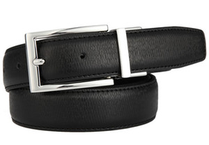 Hot sell New style business belt for men two-layer cowhide belt fashion mens embossing leather belt huihui2014