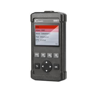 Starten Sie CReader 5001 Auto Code Reader Scan Tool OBDII / EOBD mit vollem Funktions-Diagnosewerkzeug Car Code Scanner