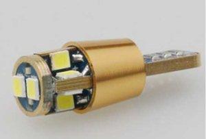 CANBUS 10 v - 30 v T10 Led Car Light For q7 w212 e87 Golf 5 Marker Lights Xenon White Yellow