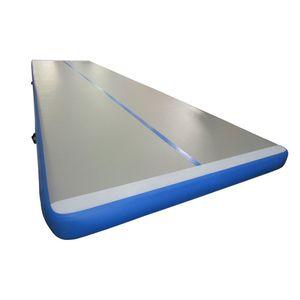 Freies Verschiffen 4 m * 1 * 0.2m Gymnastique AirTrack Aufblasbare Gymnastik AirTrack Tumbling Air Track mit Elektro-Luftpumpe