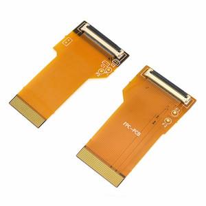 32pins 40pins DIY hintergrundbeleuchtetes LCD-Bandkabel markierte Ribbon Adapter Screen Mod für Game Boy Advance GBA hohe Qualität SCHNELLES SCHIFF