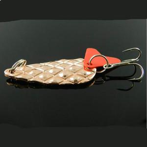 5шт ложки рыболовный набор / набор для форели Spinner / металлическая лазерная блестка приманка, пролитый окунь железная пластина ложка спин блестки