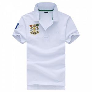 оло рубашка мужчины футболка США Лето с коротким рукавом футболка хлопок сексуальные мужчины футболки XL 2XL черный белый оранжевый фиолетовый зеленый синий