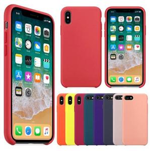 Haben LOGO Original-Offizielle Silikon-Kasten für iPhone 11 Pro-Fall für iPhone X XS XR Max-Telefon-Abdeckung für Apple iPhone 6 6s 7 8 Plus