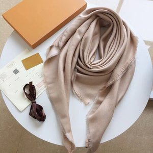 2019 lenços Cashmere Scarf Mulheres Melhor qualidade da marca lenços 140 * 140 centímetros Lenços Pashmina Infinito Scarf Mulheres Winter Grosso Xailes S883
