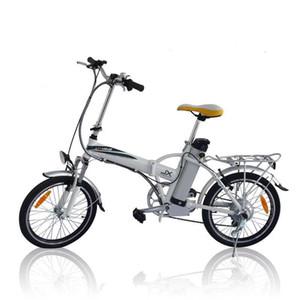 Libre AU UE EE. UU. Bicicleta eléctrica Peces de plata Batería de litio 36v 10ah baterías 20A BMS para 350W a 500W motor 42V 2A cargador