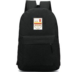 حقيبة ظهر ميسينا Associazione Calcio Rinascita SRL daypack حقيبة مدرسية لكرة القدم