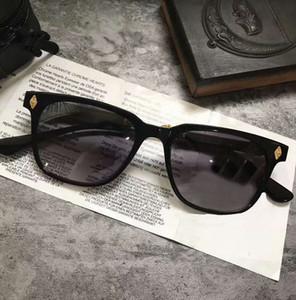 Box ile Altın Siyah / Gri GÖZLÜKLER Erkek Gözlük Aksesuarları Mens güneş gözlüğü Gözlük Yeni