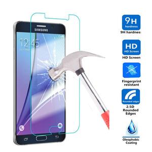 Verre Trempé Pour Samsung Galaxy A3 A5 A7 2016 S6 S7 S5 S4 S3 J1 mini J2 J3 J5 J7 2016 Core 2 Xcover 3 Protecteur D'écran
