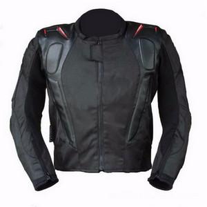 Su geçirmez OX Motocross Ceketler Motosiklet Yarış Sürme Ceketler Koruyucu Dişli ile Dört Mevsim Kambur Yarışı Takım El-010