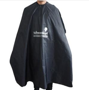 Nylon Coiffeur Coupe Cap Antistatique Coiffure Enveloppe Pour La Coupe De Cheveux Imperméable Barber Coupe De Cheveux Robe Tablier Salon Styling Tissu