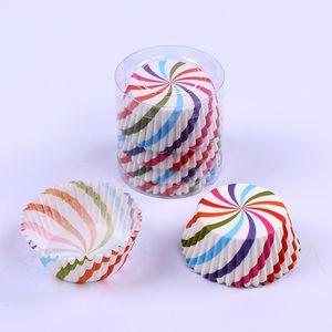 Мини размер ассорти бумаги кекс лайнеры кекс случаи выпечки чашки торт Кубок торт плесень украшения Epacket бесплатно