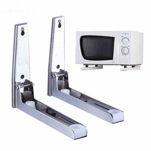 بيع المصنع مباشرة جودة عالية 304 الفولاذ المقاوم للصدأ المايكرويف الجرف أصحاب تخزين المطبخ بما في ذلك الملحقات 30PCS