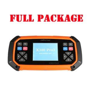 OBDSTAR X300 PRO3 Chave Mestre com Imobilizador + Ajuste Odômetro + EEPROM / PIC + OBDII + EPB + Óleo / Serviço de reset + Bateria de Correspondência
