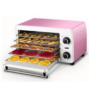 Qihang_top 5 tepsiler Kurutulmuş Meyve Sebze Herb Et Makinesi Ev Mini Gıda Kurutucu Elektrikli Et Susuz