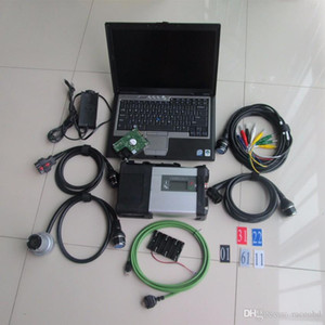 mb star compact c5 sd connect wifi diagnose with hdd d630 laptop 4g windows 7 full set for cars trucks