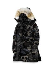 Frauen Down Parka Top Kopie Hoodie mit großen Waschbär Pelz Reißverschluss Großhandel-New Winter Mäntel Frauen Jacken Arcticparka Verkauf für Shelburne