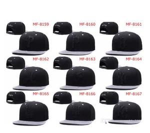 venta al por mayor de baloncesto de las mujeres de los hombres Snapbacks de béisbol Snapbacks sombreros de fútbol para hombre gorras planas deportes ajustables orden de la mezcla 10000+ estilos