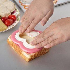 FACEMILE Sushi Maker Magic Gadget Strumenti di cottura Tenda Acessorios De Cozinha Sandwich Hearts Make Love Pane tostato stampo per pane