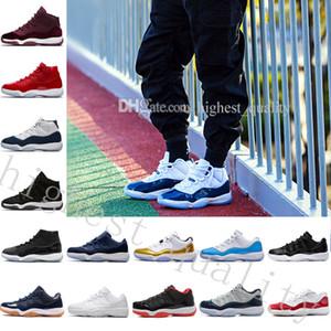 Neue Gym Red GS Midnight Navy 'Win Like 82' 11 Basketball Schuhe heißer Verkauf Männer original Sneakers Boots Weben 11S Boots Günstige Online zu verkaufen