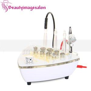 2018 New Updated 3 In 1 Diamond Microdermabrasion Vacuum Blackhead Acne Removal Spray Machine Salon Use
