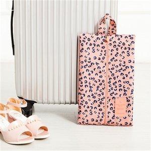 Reisetasche für Schuhe Reißverschluss Tragen Praktische Wasserdichte Faltbare Kreative Frauen Kulturverfassungsbeutel Aufbewahrungsbeutel 3 8qn dd