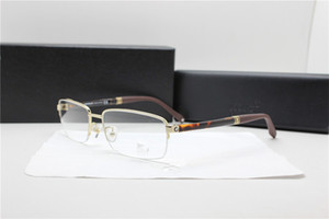 Hot MB 450 Gläser Legierung Rahmen Gläser Rahmen, die alte Weisen oculos de grau Männer und Myopie Brillen Frames.