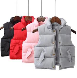 En çok satan yeni kış erkekler ve kadınlar Tong Baobao ekmek tüy pamuk yelek yelek ceket kalınlaşma gelgit