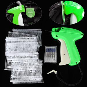 Fiyat Etiketleme Gun Etiket Giyim Konfeksiyon Etiket Makinesi, 1000 Barbs ve 5 İğneler Seti ile