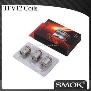 Autentica SMOK TFV12 Coil V12-V12 T14-T8 V12-V12 T12-X4 V12-Q4 Bobine V12-T6 Nucleo testa per SMOK TFV12 atomizzatore
