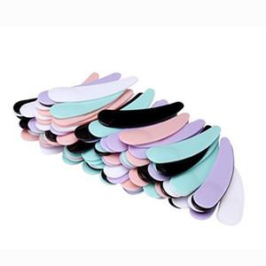 Mini plastica Piccolo Crema Viso Cucchiaio Maschera per il viso bastone cosmetico Spatola Paletta bellezza Sticks attrezzi di trucco