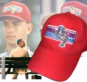 2018 new 1994 BUBBA GUMP SHRIMP CO. Baseball cap men&women Sport Summer Cap Embroidered summer Hat Forrest Gump Costume