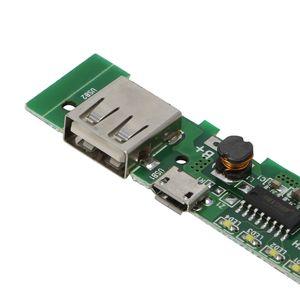 Modulo del bordo del PWB del caricatore della Banca di potere del telefono cellulare di USB 5V 2A per la batteria 18650