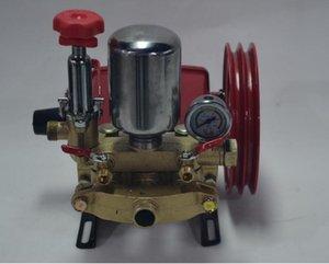 Bomba agrícola del rociador del motor de la bomba del émbolo de Triplex de la alta presión nueva