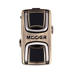 El MOOER Wahter Wah Efecto guitarra pedal Wah Proporcionar perfecto tono corran por sus Solo cuando el juego agudos o graves Conector de