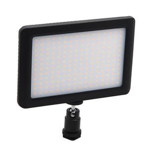 캐논 니콘 소니 캠코더 DV DSLR 카메라 플래시에 대 한 핫 신발 패드 - 192 미니 LED 비디오 램프 램프 사진 조명