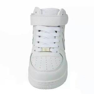 뜨거운 2018 업 그레 이드 버전을 판매 새로운 모든 화이트 신발 남성과 여성 유행 캐주얼 신발 크기 36-44