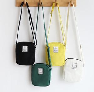 Lovely Girl wallet Mini Bag Ladies Women purse Messenger Bags Handbags Women Famous Brands Canvas Crossbody Mini Bags
