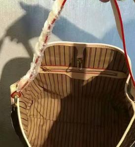 Genuino de la marca de las mujeres de cuero bolsos de hombro del envío libre G7 nueva bolsa de mensajero 50156 bolsos tienen polvo Carteras