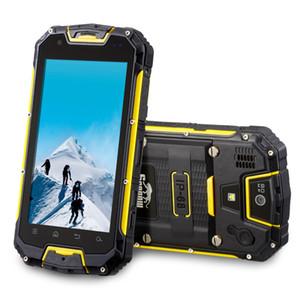 Snopow M5 IP68 Sağlam Walkie Talkie Cep Telefonu MTK6735 Quad Core 2 GB RAM 16G ROM 4.5 inç QHD 4G LTE NFC OTG 13MP PTT