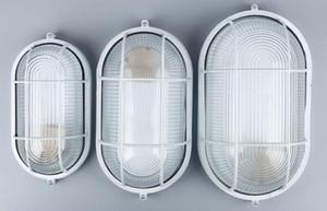 Engrossar lâmpada à prova de explosão de alumínio à prova de umidade lâmpada à prova d 'água abajur parede do banheiro banheiro lâmpada de parede ao ar livre