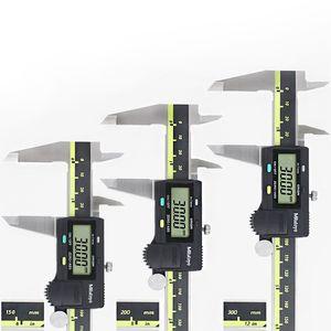 ABS-Funktion digitaler Messschieber mitutoyo Edelstahl elektronischer Digital-Messschieber 0-150 0-200 0-300 0.01mm