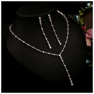 Femmes De Mariage Ornement Pendentif De Mariage De Mariée Zircon Bijoux Colliers Collier Choker Collier Cadeaux Pour La Saint Valentin