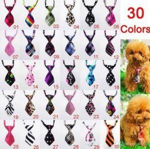 Mode Pet Tie Bunte Hübscher Robuste Hund Krawatte Praktische Einstellbare Streifen Kleine Tiere Krawatte Hohe Qualität 1 7jn ZZ