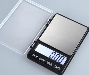 10pcs 600g * 0.01g électronique Cuisine régime alimentaire échelle 0.01g grand écran Pesez Balance Scales de bijoux