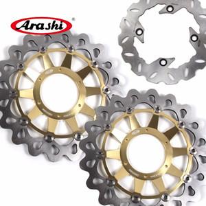 Arashi For HONDA CBR1000RR 2008 - 2015 Front Rear Brake Disk Disc Rotor Kit CBR 1000 RR CBR1000 1000RR 2010 2011 2012 2013 2014